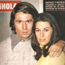 Coleccionismo de Revista Hola: REVISTA ¡ HOLA ! Nº 1.477 DICIEMBRE DE 1972. Lote 30308039