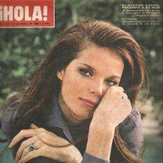 Coleccionismo de Revista Hola: REVISTA ¡ HOLA ! Nº 1.127 ABRIL DE 1966. Lote 30329527