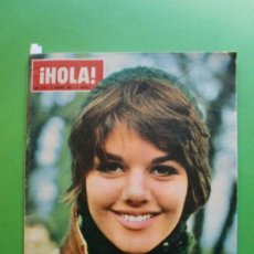 Coleccionismo de Revista Hola: ¡HOLA! Nº 1.110 4 DICIEMBRE1965 JEANNE MOREAU - KIM NOVAK - JANE ASHER NOVIA DEL BEATLE PAUL. Lote 30964612
