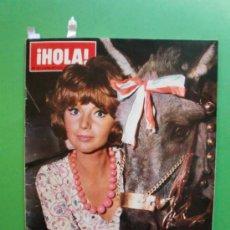 Coleccionismo de Revista Hola: ¡HOLA! Nº 1.207 14 OCTUBRE 1967 AUDREY HEPBURN - BRIGITTE BARDOT . Lote 30976324