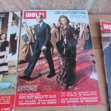 Coleccionismo de Revista Hola: HOLA, MARZO 1974. Lote 30989249