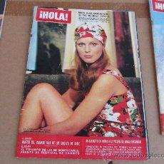 Coleccionismo de Revista Hola: HOLA,JUNIO 1974. Lote 30989522