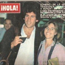 Coleccionismo de Revista Hola: REVISTA ¡ HOLA ! Nº 1.882 SETIEMBRE DE 1980. Lote 31000340