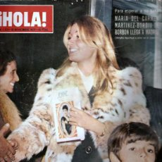 Coleccionismo de Revista Hola: REVISTA ¡ HOLA ! Nº 1474 NOVIEMBRE DE 1972 . Lote 31000547