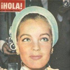 Coleccionismo de Revista Hola: REVISTA ¡ HOLA ! Nº 1.099 SETIEMBRE DE 1965 . Lote 31170901