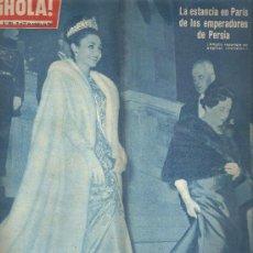 Coleccionismo de Revista Hola: REVISTA ¡ HOLA ! Nº 895 OCTUBRE DE 1961. Lote 31171008