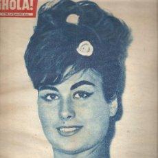 Coleccionismo de Revista Hola: REVISTA ¡ HOLA ! Nº 928 JUNIO DE 1962 . Lote 31171033