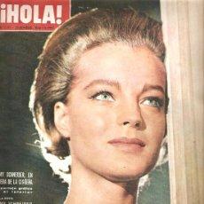 Coleccionismo de Revista Hola: REVISTA ¡ HOLA ! Nº 1.161 NOVIEMBRE DE 1966. Lote 31171273