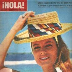 Coleccionismo de Revista Hola: REVISTA ¡ HOLA ! Nº 1.096 AGOSTO DE1965. Lote 31171521
