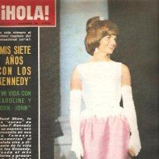Coleccionismo de Revista Hola: REVISTA ¡ HOLA ! Nº 1.111 DICIEMBRE DE 1965. Lote 31171545