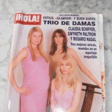 Coleccionismo de Revista Hola: REVISTA HOLA! - ABRIL 2004 - EXCLUSIVA . Lote 31188723