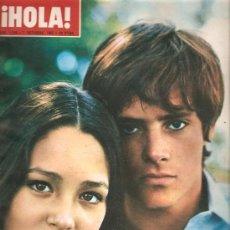 Collectionnisme de Magazine Hola: REVISTA ¡ HOLA ! Nº 1. 206 OCTUBRE 1967. Lote 31275479