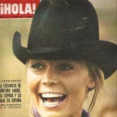 Coleccionismo de Revista Hola: REVISTA ¡ HOLA ! Nº 1.342 MAYO DE 1970. Lote 31275491