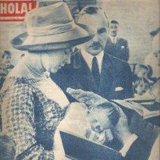 Coleccionismo de Revista Hola: REVISTA ¡ HOLA ! Nº 932 JULIO DE 1962 . Lote 31375371