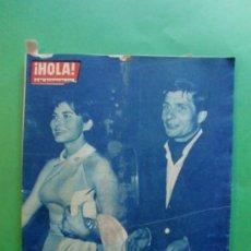 Coleccionismo de Revista Hola: ¡HOLA! Nº 938 18-08-1962 JOHNNY HALLYDAY - MARILYN MONROE . Lote 31593882