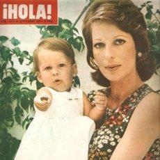 Coleccionismo de Revista Hola: REVISTA ¡ HOLA ! Nº 1.412 SETIEMBRE DE 1971 . Lote 32137182