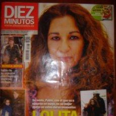 Coleccionismo de Revista Hola: HOLA Nº 3048 AÑO 2010 LOLITA SE ENFRENTA A UN CANCER CON OPTIMISMO. Lote 32489257