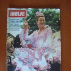 Coleccionismo de Revista Hola: ¡HOLA! Nº 1131 - AÑO 1966 - PORTADA PRINCESA GRACIA DE MÓNACO *. Lote 108126714