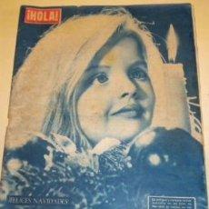 Coleccionismo de Revista Hola: HOLA Nº 747 DE 1958 . Lote 33229866