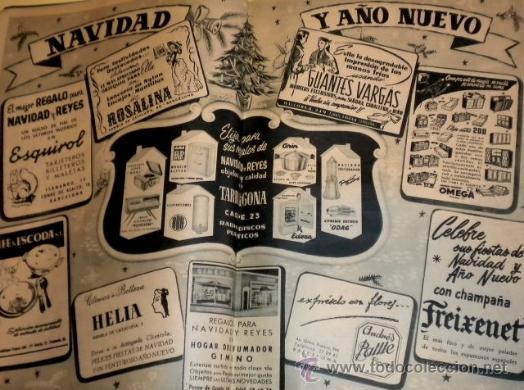Coleccionismo de Revista Hola: Hola nº 747 de 1958 - Foto 2 - 33229866