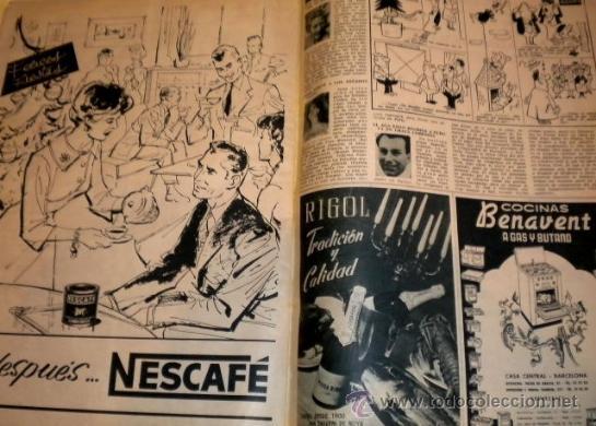 Coleccionismo de Revista Hola: Hola nº 747 de 1958 - Foto 3 - 33229866