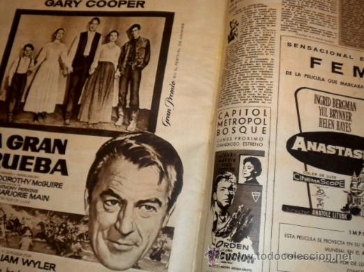 Coleccionismo de Revista Hola: Hola nº 747 de 1958 - Foto 4 - 33229866