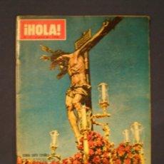 Coleccionismo de Revista Hola: REVISTA HOLA MARZO DEL 67. Lote 33688267
