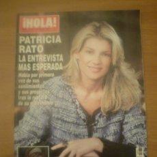 Coleccionismo de Revista Hola: REVISTA HOLA Nº 3. 476 - 16 MARZO 2011- . Lote 33983802