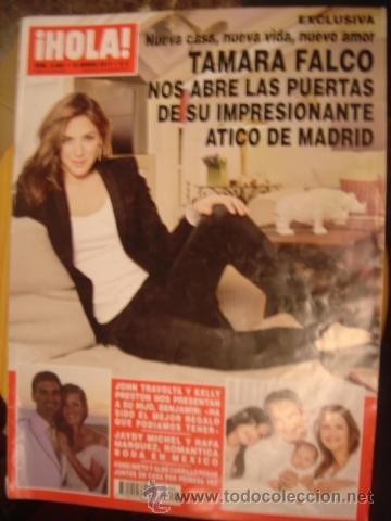 HOLA! Nº 3468 AÑO 2011-- TAMARA FALCO- JOHN TRAVOLTA- JAYDY MICHEL- FONSI NIETO (Coleccionismo - Revistas y Periódicos Modernos (a partir de 1.940) - Revista Hola)