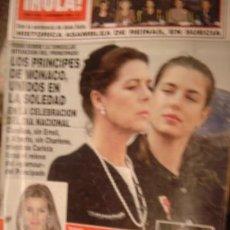 Coleccionismo de Revista Hola: HOLA! Nº 3409 AÑO 2009 LETIZIA- CAROLINA DE MNACO- TITA CERVERA. Lote 34326454