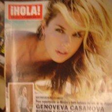 Coleccionismo de Revista Hola: HOLA! Nº 3409 AÑO 2009 LETIZIA- CAROLINA DE MNACO- TITA CERVERA. Lote 34326467