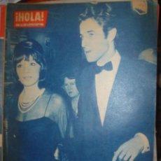 Coleccionismo de Revista Hola: REVISTA HOLA Nº923 AÑO 1962 FARAH DIBA Y EL SHA DE PERSIA--- CLAUDIA CARDINALE. Lote 35092402