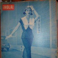 Coleccionismo de Revista Hola: REVISTA HOLA Nº 565 AÑO 1955 --AUDREY HEPBURN. Lote 35098414