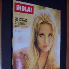 Coleccionismo de Revista Hola: ¡ HOLA ! - Nº 1228 - 9 DE MARZO DE 1968 - 10 PTS.. Lote 35264672