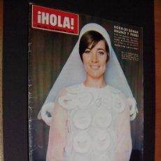 Collezionismo di Rivista Hola: ! HOLA ¡ - Nº 1294 - 14 DE JUNIO DE 1969 - 10 PTS. Lote 35315944