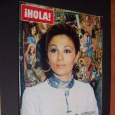 Collezionismo di Rivista Hola: ! HOLA ¡ - Nº 1289 - 10 DE MAYO DE 1969 - 10 PTS. Lote 35316123