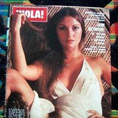 Coleccionismo de Revista Hola: REVISTA HOLA / JANE SEYMOUR, ANTONIO GADES, BRIGITTE BARDOT, OLIVIA HUSSEY, CARRIE FISHER, CARDINALE. Lote 35495029