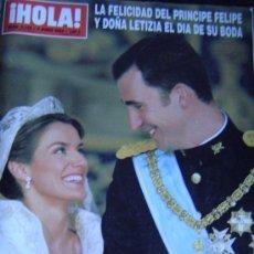 Coleccionismo de Revista Hola: REVISTA HOLA.. Lote 35657537