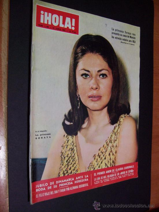 ! HOLA ¡ - Nº 1189 - 10 JUNIO 1967 - 10 PTS (Coleccionismo - Revistas y Periódicos Modernos (a partir de 1.940) - Revista Hola)