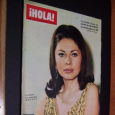 Collectionnisme de Magazine Hola: ! HOLA ¡ - Nº 1189 - 10 JUNIO 1967 - 10 PTS. Lote 35780551