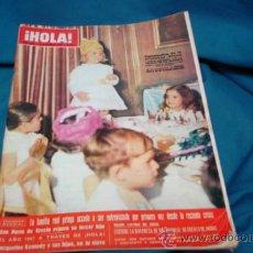 Coleccionismo de Revista Hola: ¡HOLA! NÚMERO 1218 - 30 DE DICIEMBRE 1967 - 10 PESETAS. Lote 35904321