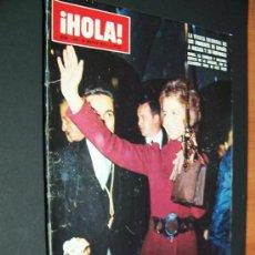 Collectionnisme de Magazine Hola: ! HOLA ¡ - Nº 1439 - 25 MARZO DE 1972 - 15 PTS. Lote 35917658