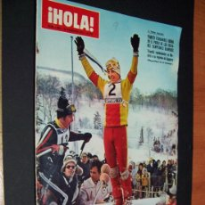 Coleccionismo de Revista Hola: ! HOLA ¡ - Nº 1435 - 26 FEBRERO DE 1972 - 15 PTS. Lote 35918052