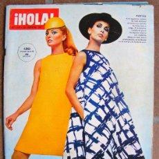 Collectionnisme de Magazine Hola: REVITA ¡ HOLA ! Nº 1.174 FEBRERO DE 1967. Lote 139083421