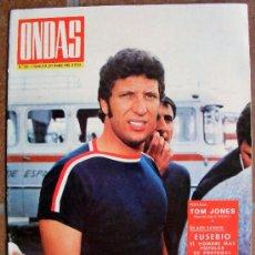 Coleccionismo de Revista Hola: REVISTA ¡ HOLA ! Nº 330 SETIEMBRE DE 1966. Lote 36290878