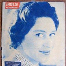 Coleccionismo de Revista Hola: REVISTA ¡ HOLA ! Nº 898 NOVIEMBRE DE 1961. Lote 36328211