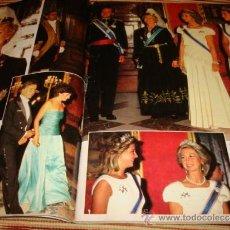 Coleccionismo de Revista Hola: INFANTA CRISTINA. CARMEN MARTINEZ-BORDIÚ. REVISTA HOLA. Lote 36343313
