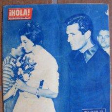 Coleccionismo de Revista Hola: REVISTA ¡ HOLA ! Nº 883 AGOSTO DE 1961. Lote 36353198