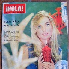 Coleccionismo de Revista Hola: REVISTA ¡ HOLA ! Nº 1.114 ENERO DE 1966. Lote 36353388