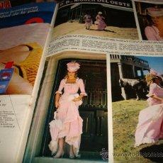Coleccionismo de Revista Hola: BRIGITTE BARDOT. MARISOL. HOLA. Lote 36435154